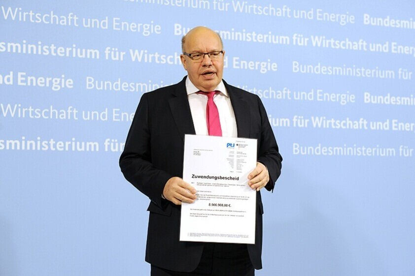 Altmaier Issues First Funding Decision for Real Laboratory of the Energy Turnaround